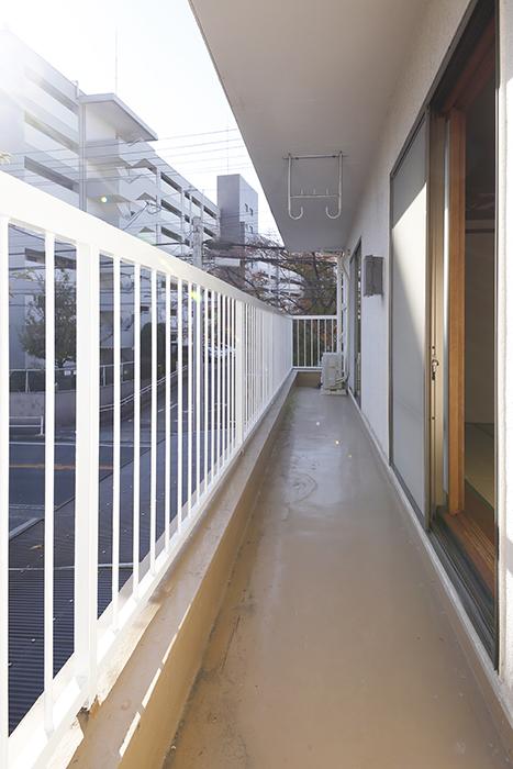 上社駅【サザン社口】二階_和室側_ベランダ_MG_6996