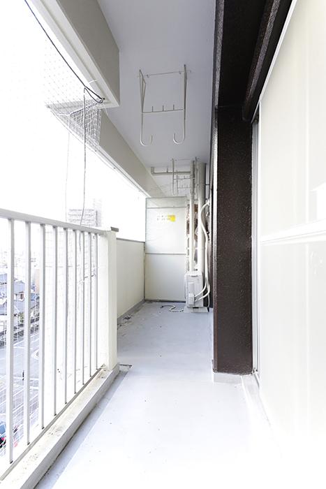 【おがわビル】601号室_LDK_ベランダ_MG_3094
