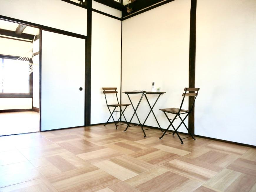 2F 梁のあるお家。古民家風戸建てリノベーション。BB Style~SAKIGAKE~1