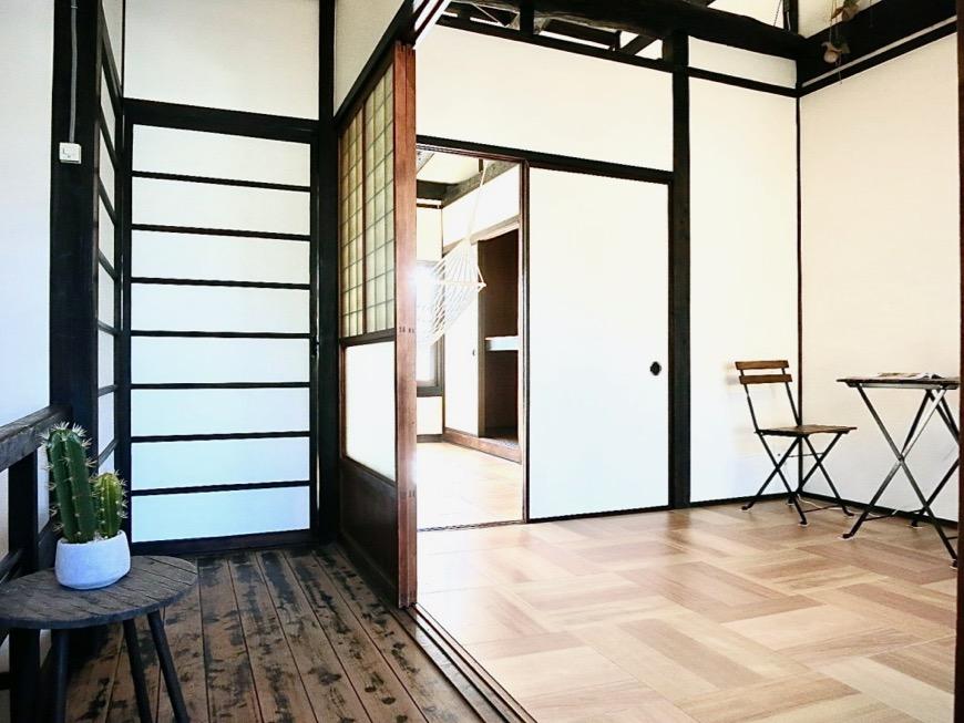 2F 梁のあるお家。古民家風戸建てリノベーション。BB Style~SAKIGAKE~0
