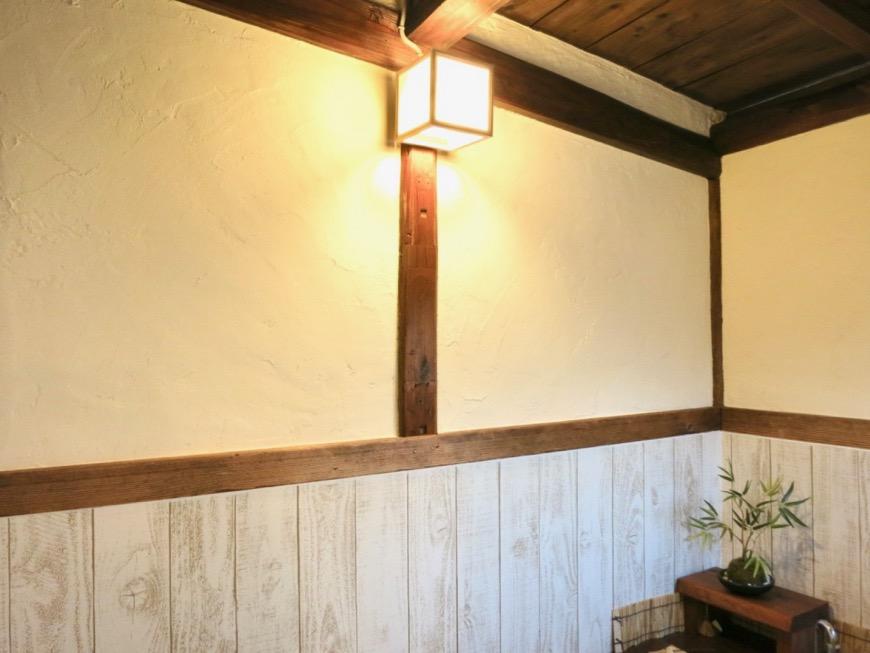 風情のあるトイレ。古民家風戸建てリノベーション。BB Style~SAKIGAKE~5