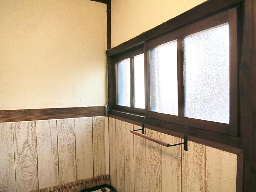 風情のあるトイレ。古民家風戸建てリノベーション。BB Style~SAKIGAKE~3