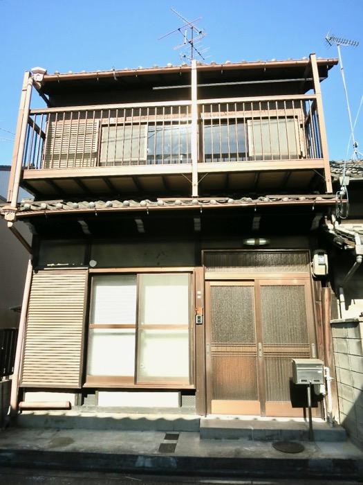 外観 古民家風戸建てリノベーション。BB Style~SAKIGAKE~1