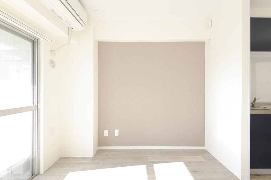 【おがわビル】601号室_LDK_アクセントクロス_MG_3107
