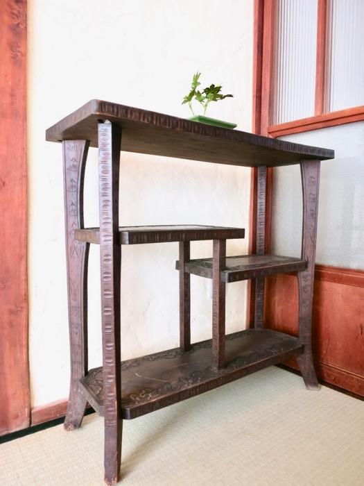 和室。丸窓・漆喰・畳・6帖 古民家風戸建てリノベーション。BB Style~SAKIGAKE~12