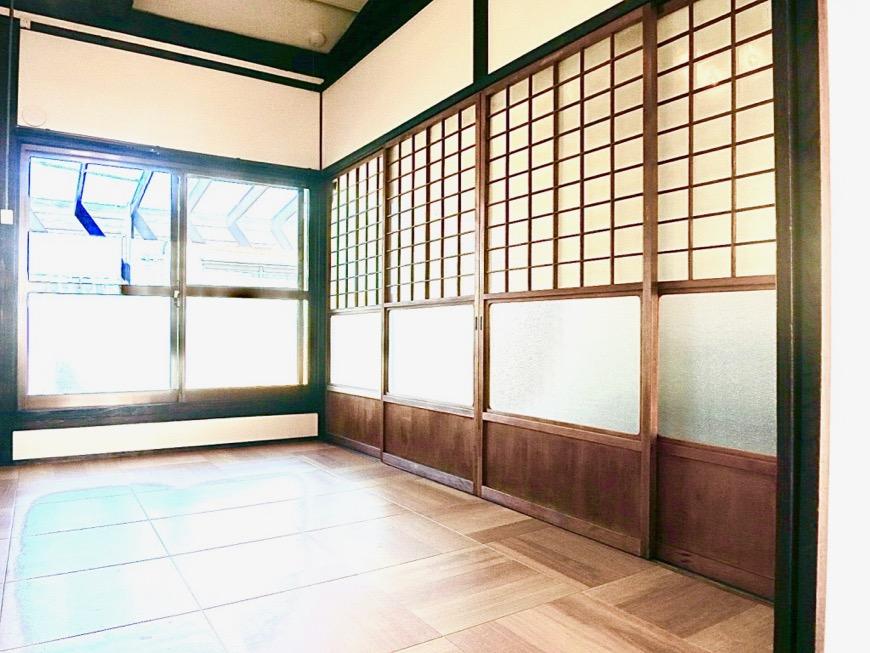 2F 梁のあるお家。古民家風戸建てリノベーション。BB Style~SAKIGAKE~7