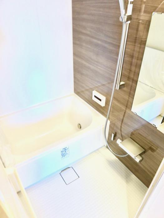 新品バスルーム。古民家風戸建てリノベーション。BB Style~SAKIGAKE~1