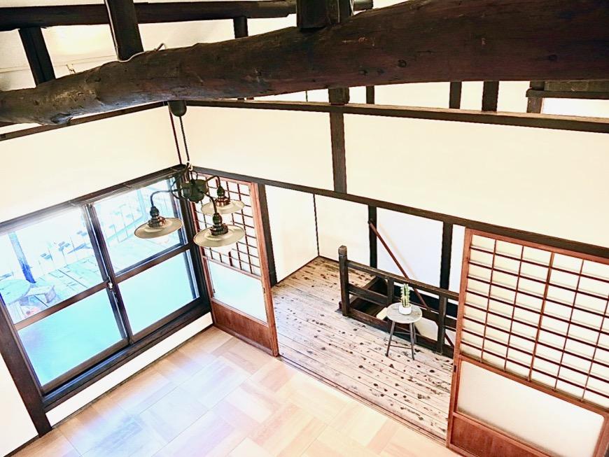 2F 梁のあるお家。古民家風戸建てリノベーション。BB Style~SAKIGAKE~15