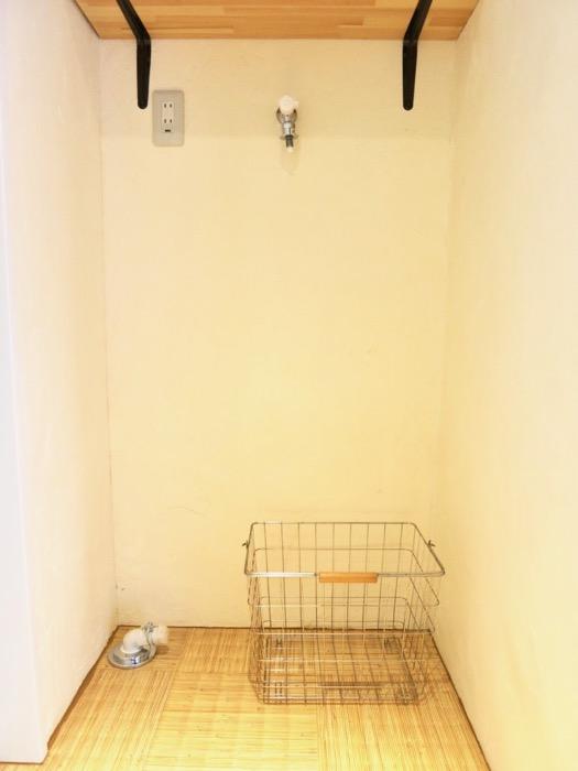 きれいなサニタリールーム。古民家風戸建てリノベーション。BB Style~SAKIGAKE~5