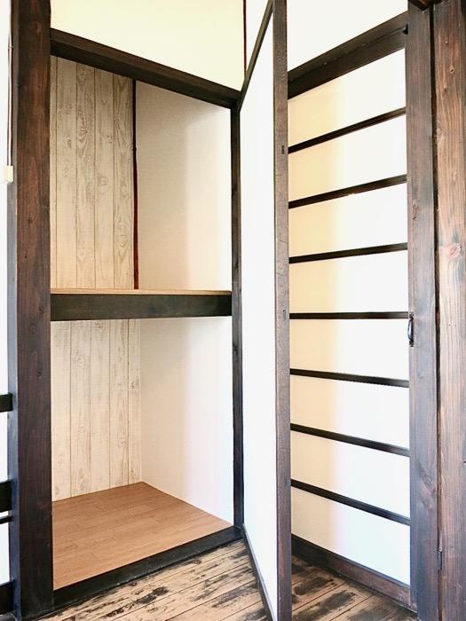 2階。風情ある和モダンな家。古民家風戸建てリノベーション。BB Style~SAKIGAKE~1
