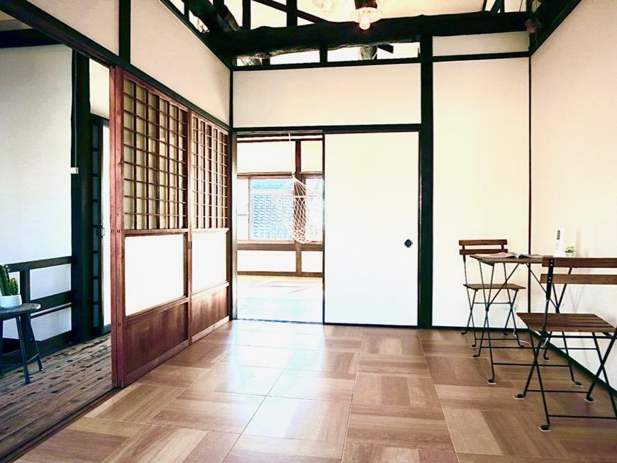 2F 梁のあるお家。古民家風戸建てリノベーション。BB Style~SAKIGAKE~3
