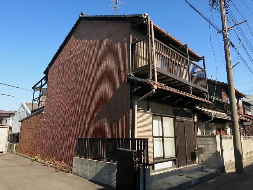 外観 古民家風戸建てリノベーション。BB Style~SAKIGAKE~0