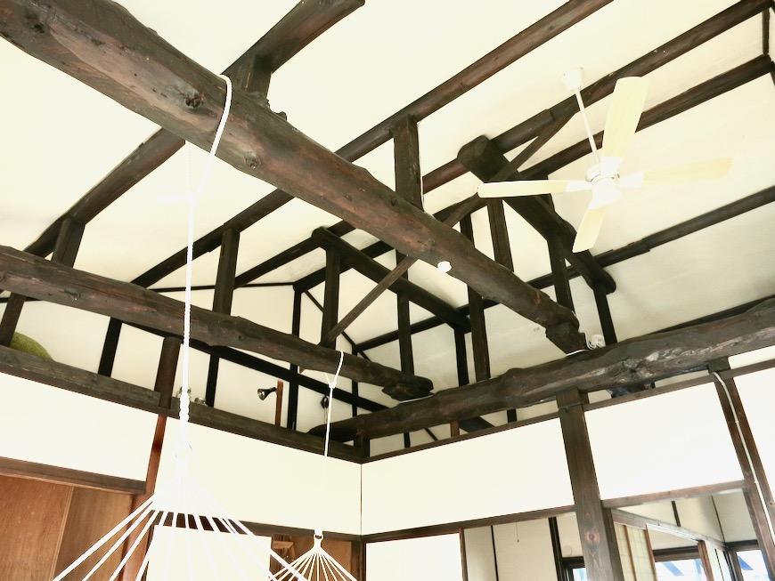 2階。美しい梁を愛でる。古民家風戸建てリノベーション。BB Style~SAKIGAKE~0