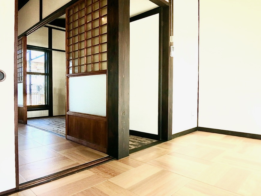 2F 梁のあるお家。古民家風戸建てリノベーション。BB Style~SAKIGAKE~11
