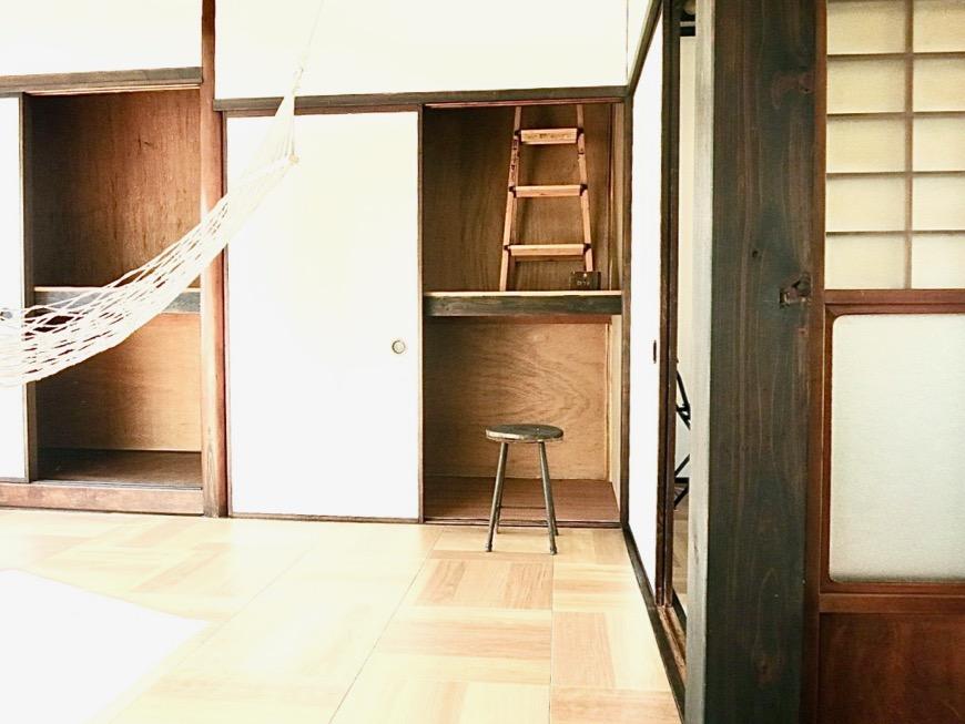2F 梁のあるお家。古民家風戸建てリノベーション。BB Style~SAKIGAKE~10