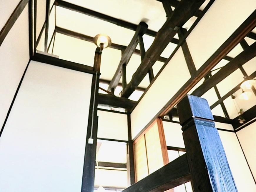 階段 和風。古民家風戸建てリノベーション。BB Style~SAKIGAKE~1