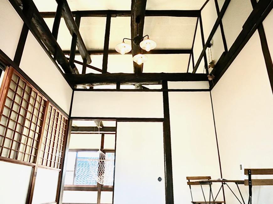 2F 梁のあるお家。古民家風戸建てリノベーション。BB Style~SAKIGAKE~2