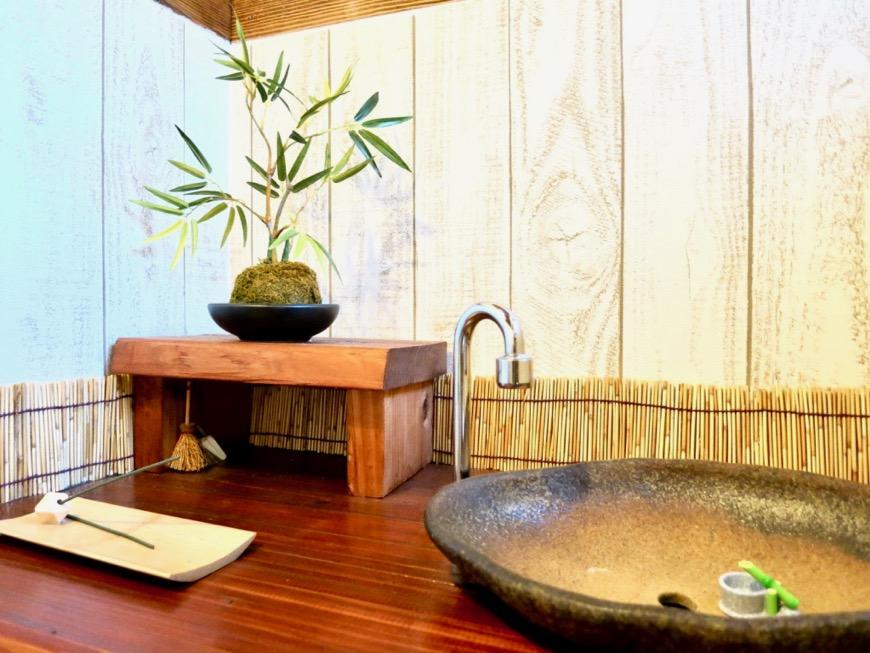 風情のあるトイレ。古民家風戸建てリノベーション。BB Style~SAKIGAKE~2