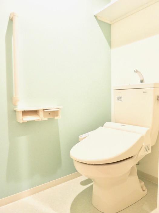 トイレ。ロイヤルパークスERささしま5