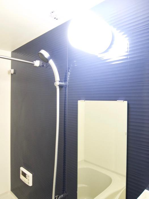 清潔感あふれるサニタリー&バスルーム。コンシェルジュがいる賃貸マンション。ロイヤルパークスERささしま11