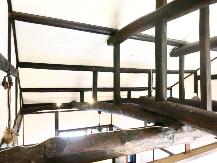 2F 美しい梁。古民家風戸建てリノベーション。BB Style~SAKIGAKE~2