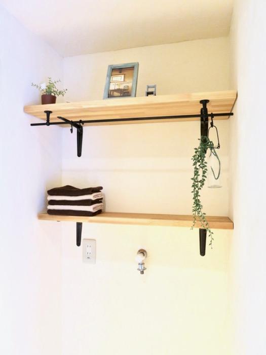 きれいなサニタリールーム。古民家風戸建てリノベーション。BB Style~SAKIGAKE~9