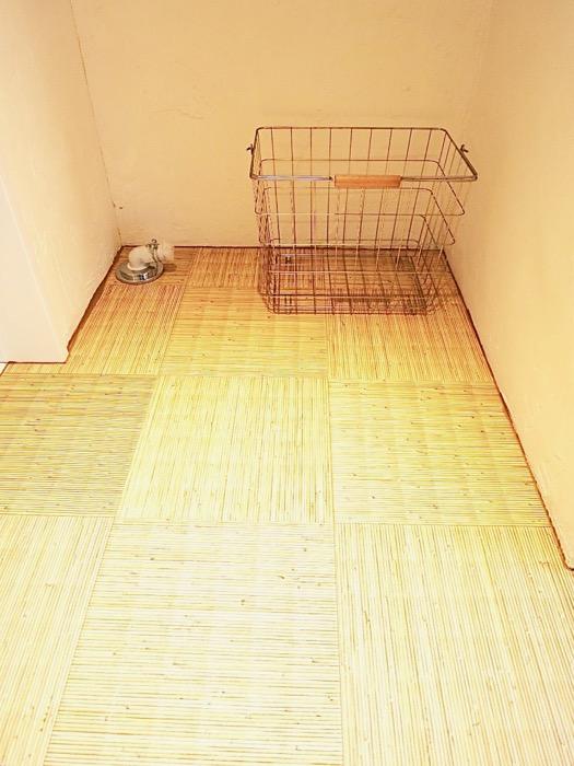 きれいなサニタリールーム。古民家風戸建てリノベーション。BB Style~SAKIGAKE~6