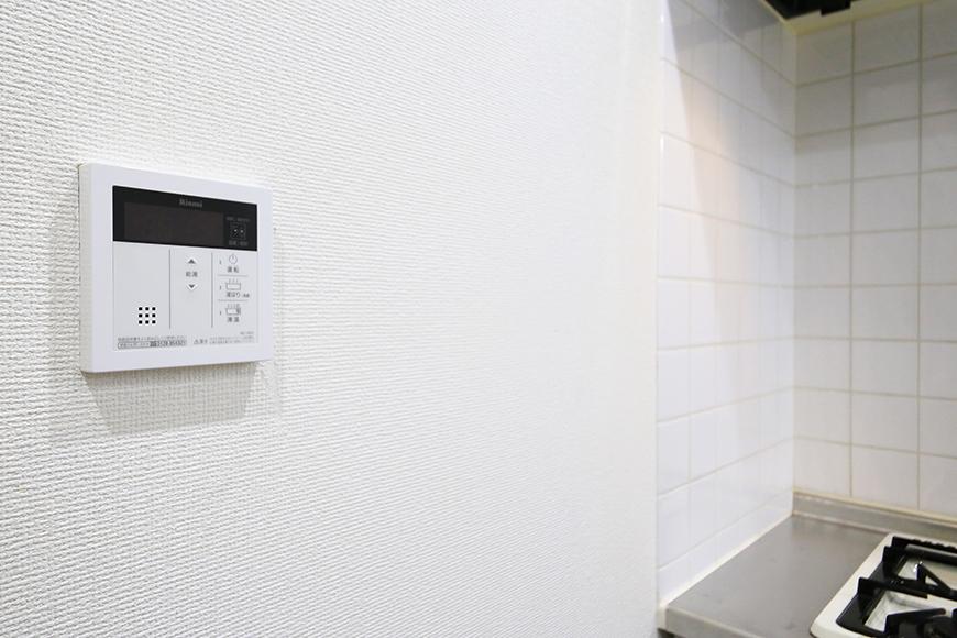 久屋大通【セント・レジス泉】604号室_キッチン周り_コンパネ_MG_6265