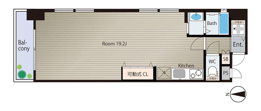 St.Regis Izumi_604_間取図