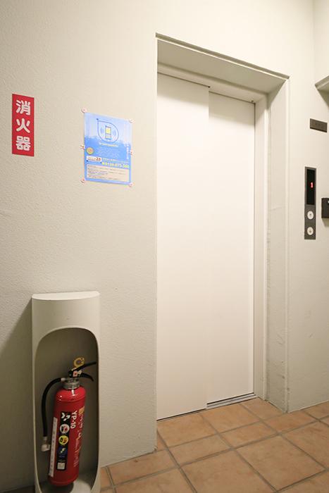久屋大通【セント・レジス泉】604号室_6階共有部_エレベータホール_MG_6027