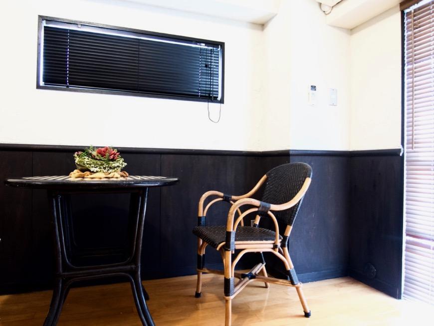 洋室8帖 モノトーンが美しい70年代ノスタルジックなお部屋。Ma Chambre Fuji 406号室5