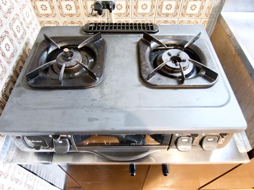 キッチン台。70年代ノスタルジック Ma Chambre Fuji 406号室7