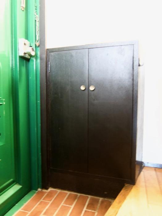玄関。70年代ノスタルジック Ma Chambre Fuji 406号室1