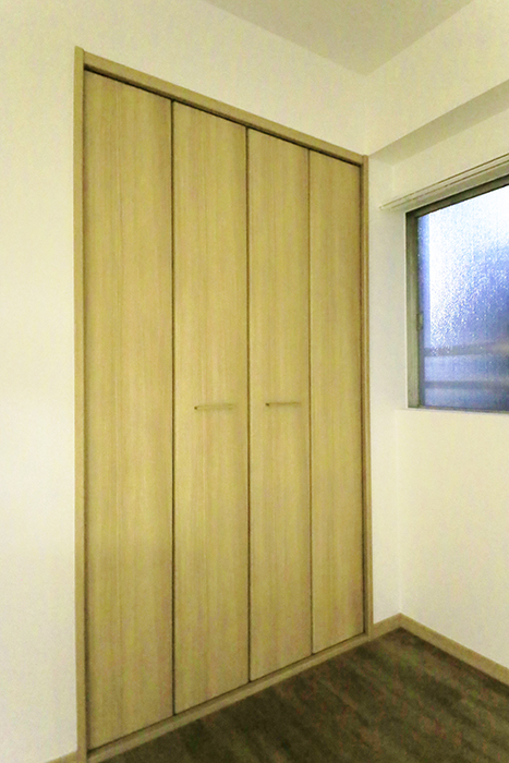 本山【平和第2マンション】1A号室_洋室_クローゼット収納_MG_5207
