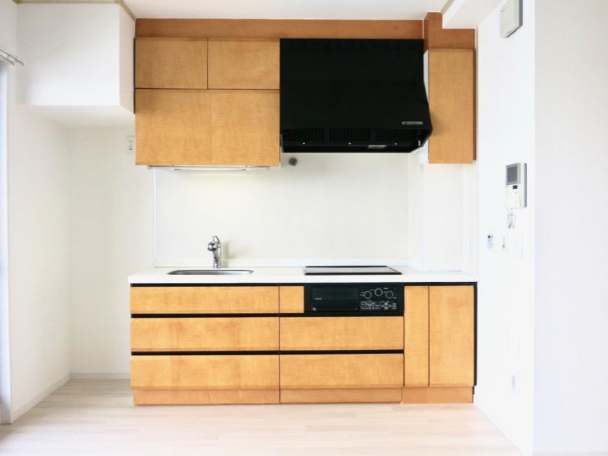 お洒落なキッチン台 R-COURT 泉 1102号室R-COURT 泉 1102号室1