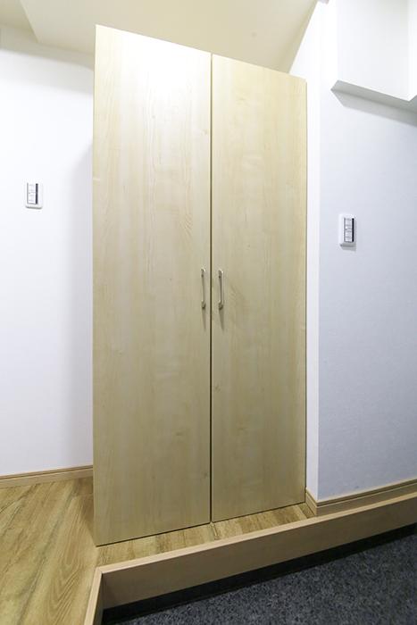 本山【平和第2マンション】1A号室_玄関周り_シューズボックス_MG_4990