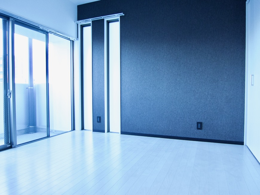6帖 洋室 スタイリッシュ&クールな空間。 FIRST RESIDENCE SAKAE1