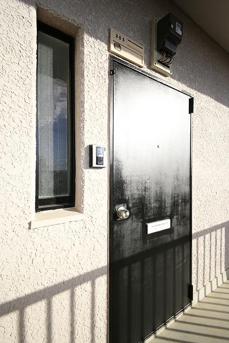 上社【ピースキャピタル上菅】305号室_玄関周り_玄関ドア_MG_4248