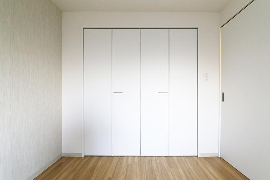 本山【平和第2マンション】2E号室_洋室(6帖)_クローゼット収納_MG_4779