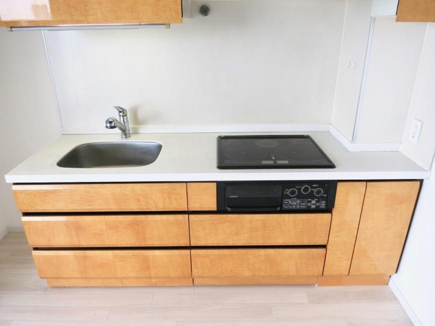 お洒落なキッチン台 R-COURT 泉 1102号室R-COURT 泉 1102号室9