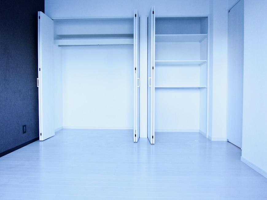 6帖 洋室 スタイリッシュ&クールな空間。 FIRST RESIDENCE SAKAE0
