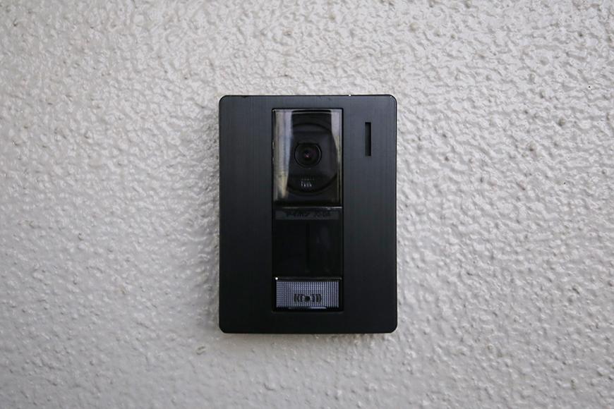 本山【平和第2マンション】2E号室_玄関周り_TVモニタ付インターフォン_MG_4978