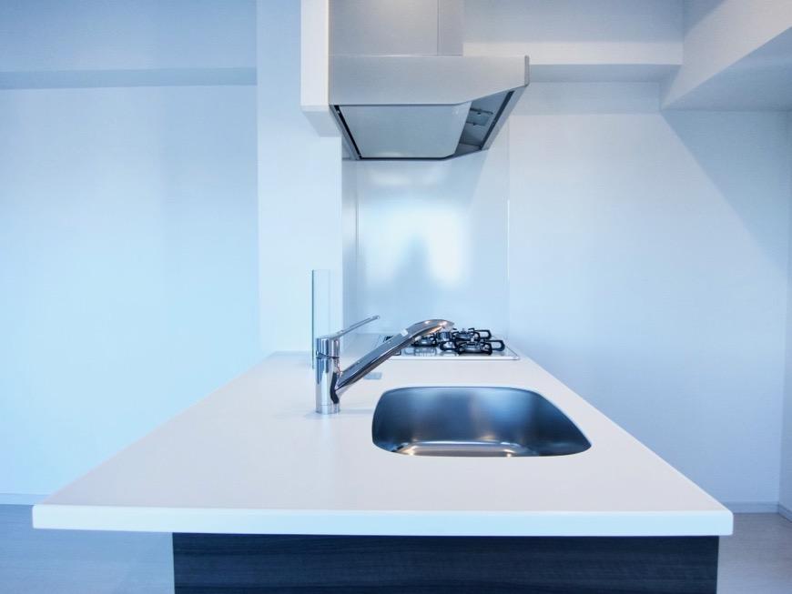 キッチンスペース スタイリッシュ&クールな空間。 FIRST RESIDENCE SAKAE3