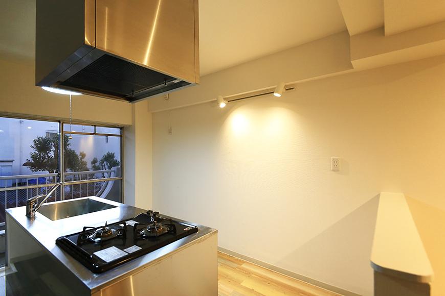 本山【平和第2マンション】2E号室_LDK_キッチン周り_MG_4966