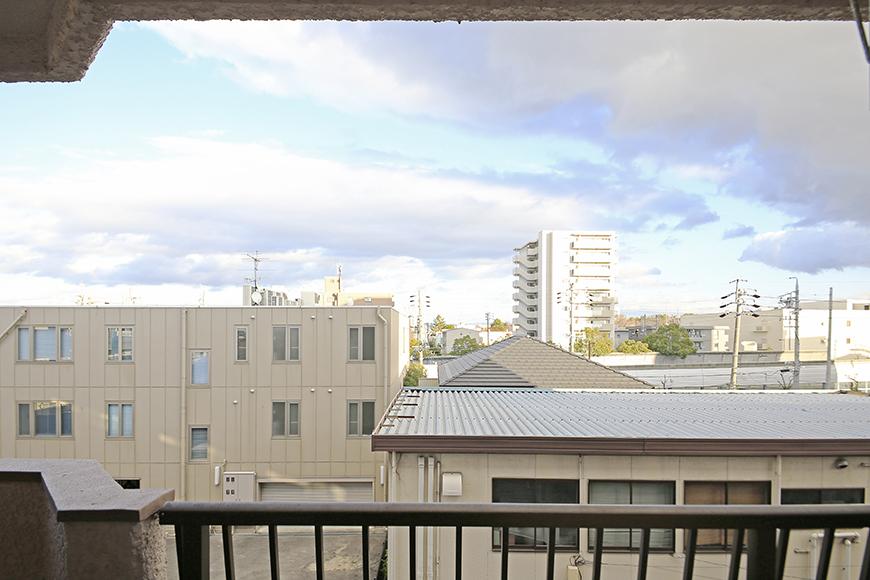 上社【ピースキャピタル上菅】305号室_ベランダからの眺望_MG_4596