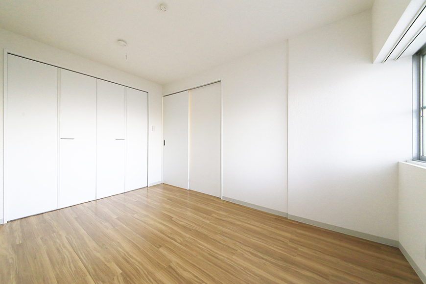 本山【平和第2マンション】2E号室_洋室(6帖)_MG_4774