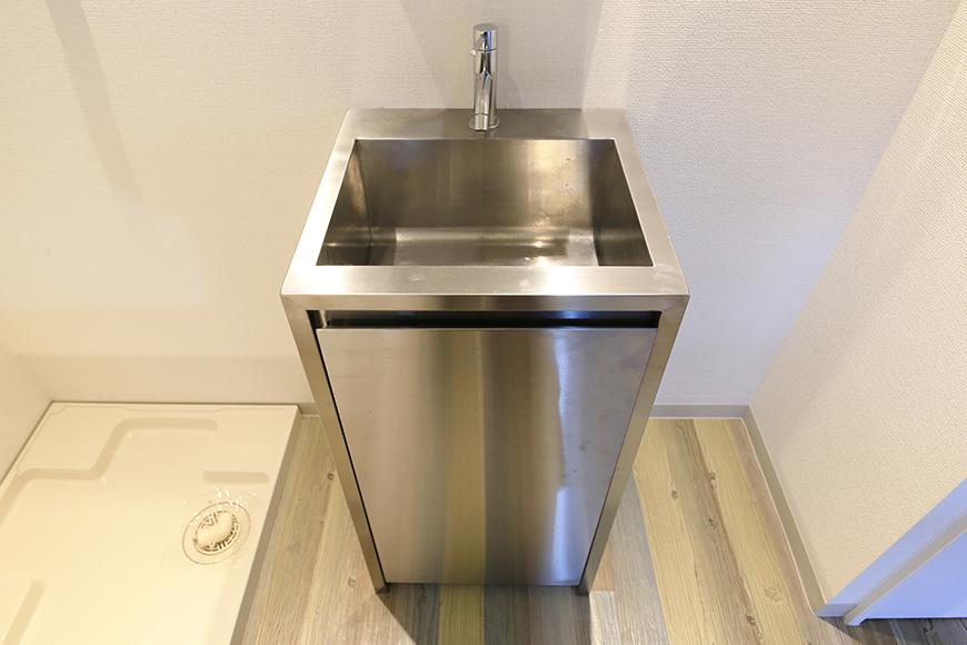本山【平和第2マンション】2E号室_LDK_水周り_独立洗面台_MG_4825