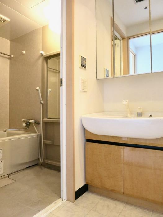 バスルーム&サニタリー R-COURT 泉 1102号室R-COURT 泉 1102号室1