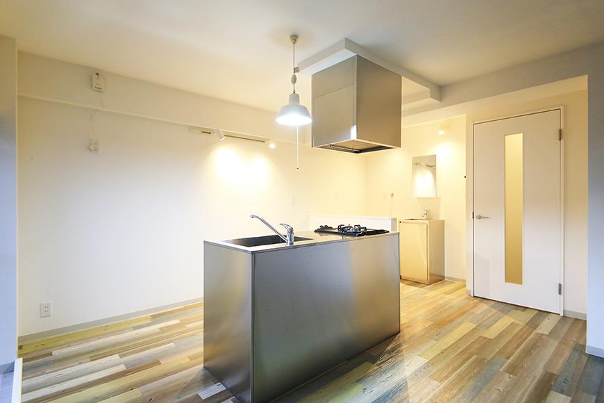 本山【平和第2マンション】2E号室_LDK_キッチン周り_MG_4936