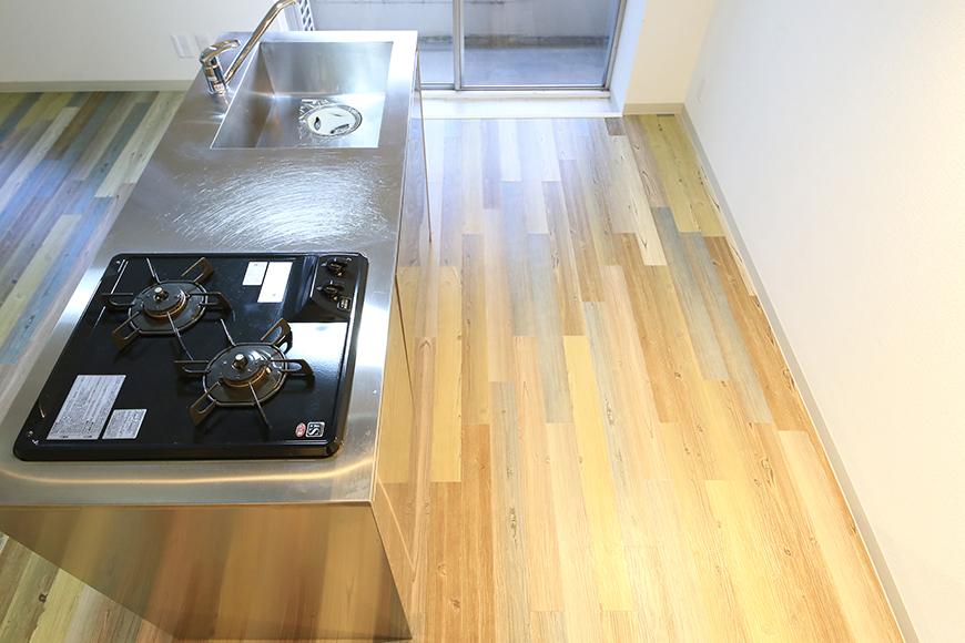 本山【平和第2マンション】2E号室_LDK_キッチン周り_MG_4862
